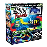 #6: PH Artistic Magic Tracks The Amazing Race Racing Track That Can Bend, Flex and Glow in The Dark 11 Feet - As Seen On TV Multi Colour