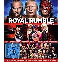 Royal Rumble 2018 [Blu-ray]