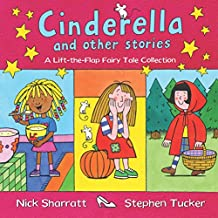 Cinderella and Other Stories: A Lift-the-Flap Fairy Tale Collection