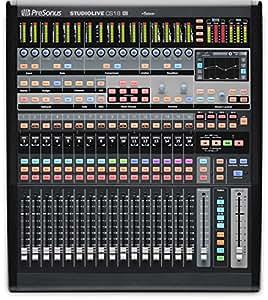 Mixage et Production PRESONUS STUDIOLIVE CS 18 AI Surfaces de controle