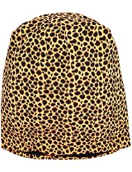 MSTRDS Printed Jersey Beanie