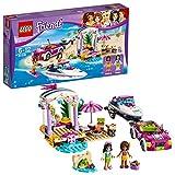 Die besten LEGO Friends Sets - LEGO Friends 41316 - Andreas Rennboot-Transporter Bewertungen