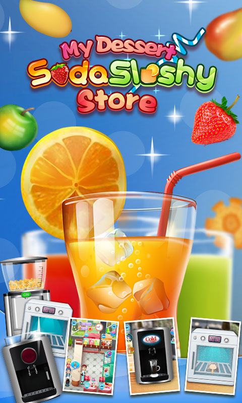 Smoothies Maker - Cooking Games