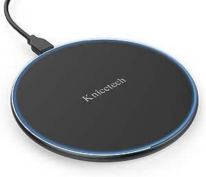 Knicetech 10w Fast Wireless Charger Schnelles Qi Elektronik
