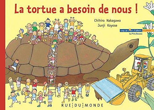 Les P'tits Bonzoms (5) : La tortue a besoin de nous
