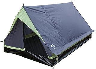 Explorer Zelt Minipack Hauszelt 190x120x95cm 2 Personen 1500mm Wassersäule Outdoor Wandern Familie Camping
