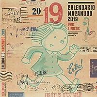 Granica GB00115 - Macanudo 2019, calendario de pared