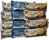 Quest Nutrition, Smores, Cookie Dough, Cookies & Cream Variety (4 of each)