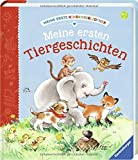 Meine ersten Tier-Geschichten (Meine erste Kinderbibliothek)