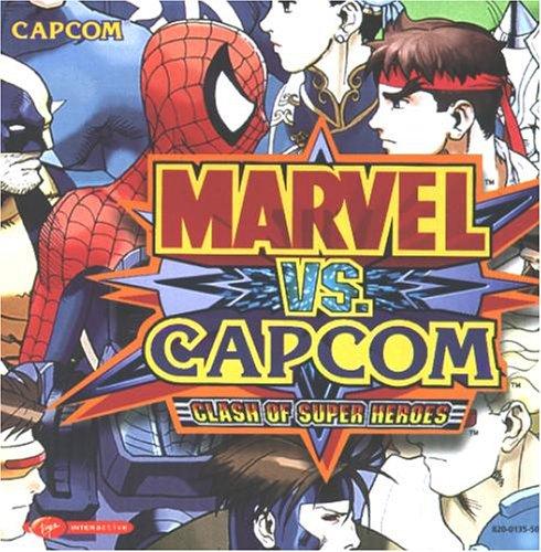 Marvel-charakteren Dem Universum Und (Marvel vs. Capcom)