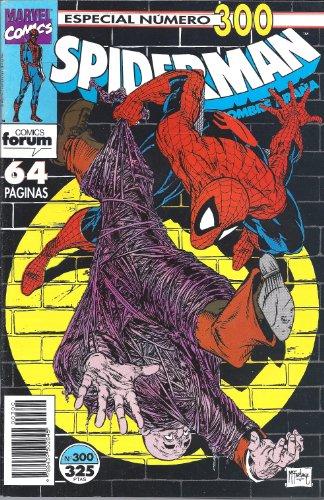 Spiderman Especial Numero 300