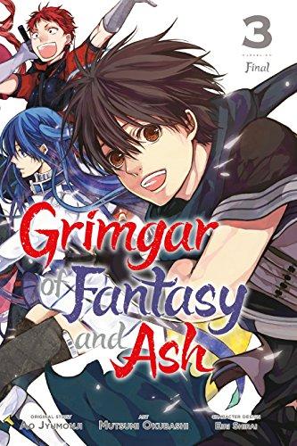 Grimgar of Fantasy and Ash Vol. 3 eBook: Ao Jyumonji, Mutsumi ...