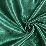 Fabulous Fabrics Polyestersatin 17 grün — Meterware ab