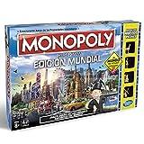 Monopoly edición Mundial, (Hasbro B2348546)