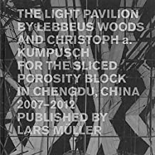 The Light Pavilion by Lebbeus Woods and Christoph A. Kumpusch for the Liced Poro Sity Block in Chengdu, China 2007-2012