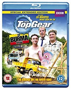 Top Gear – The Burma Special [Blu-ray]