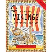 Vikings Activity Book (Crafty History) (Crafty History) (Crafty History S.)