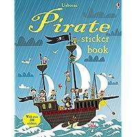 Pirate Sticker Book (Usborne Sticker Books)