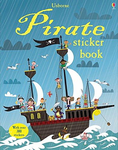 Pirate Sticker Book (Sticker Books)