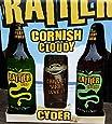 Healey's Cider Farm Rattler Cider & Glass Gift Set