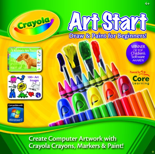 Price comparison product image Crayola Art Start Draw and Paint for Beginners