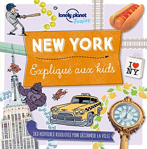 New York expliqué aux kids - 1ed