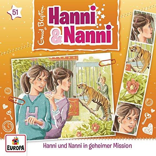 Hanni und Nanni (51) Hanni und Nanni in geheimer Mission - Europa 2016