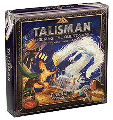 Games Workshop Talisman - The City (Medium Expansion)