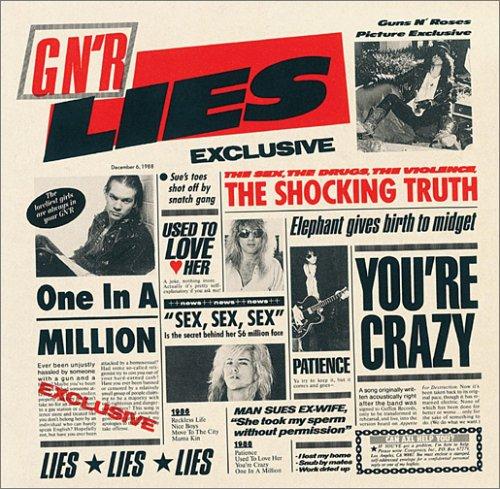 G N'r Lies [Ltd.Re-Issue]