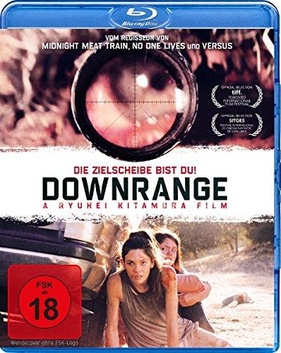 Downrange - Die Zielscheibe bist du! [Blu-ray]