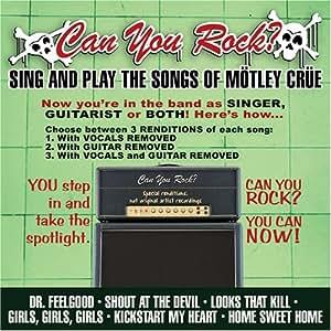 Motley Crue:Can You Rock? Sing