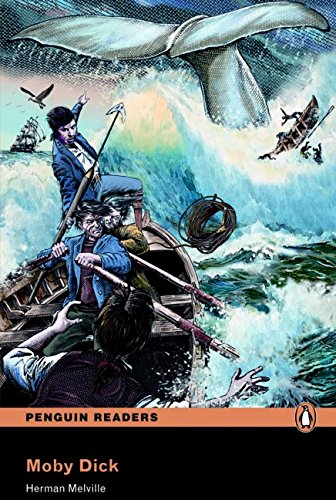 Penguin Readers 2: Moby Dick Book & MP3 Pack (Pearson English Graded Readers) - 9781408278093 (Pearson english readers) por Herman Melville