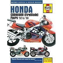 Honda CBR900RR Fireblade (1992-99) Service and Repair Manual (Haynes Service and Repair Manuals)