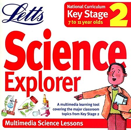 Letts Science Explorer Key Stage 2