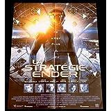 LA STRATEGIE ENDER Affiche de film 1 40x60-2014 - Harrison Ford, Gavin Hood