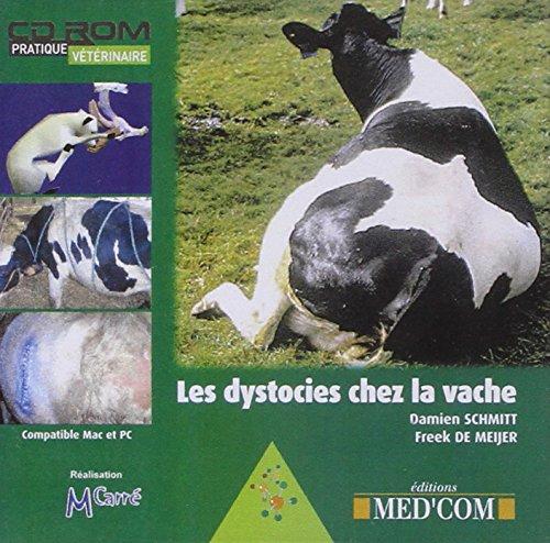 les-dystocies-chez-la-vache-cd-rom
