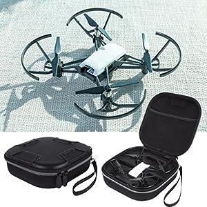 Lanspo For DJI Tello étui de transport pour DJI Tello Drone étui étanche/sac de batterie, Drone bag