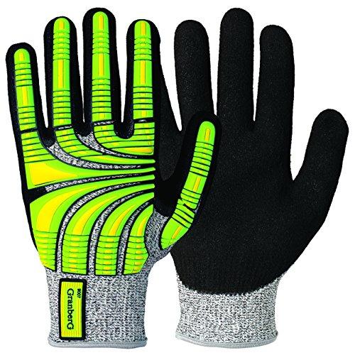 granberg-1159007-9-1pair-schnitt-5-handschuhe-mit-impact-schutz-ol-abweisend-sandy-nitril-beschichtu