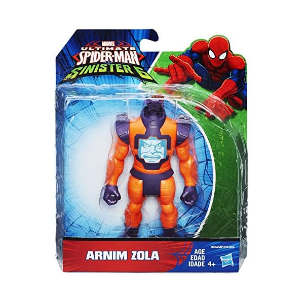 Spider-Man Arnim Zola Action Figure 2