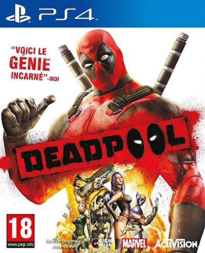 Book's Cover of Deadpool