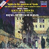 De Falla / Albéniz / Turina: Nights in the Gardens of Spain / Rapsodia Española etc.