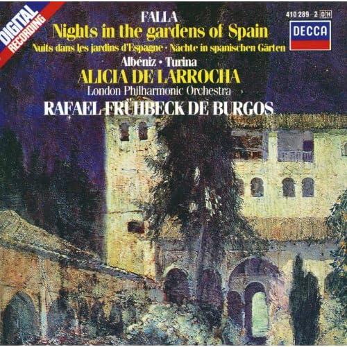 de Falla: Nights in the Gardens of Spain - 2. Danza lejana ...