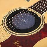 Alomejor Gitarre Loch, Luftbefeuchter, Flanger Sound Trockner Gitarre Wartung Werkzeug Zubehör Teil
