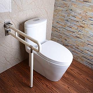 Signstek Bad Stützklappgriff Faltbare Badezimmer Haltegriff Mit Bein Für  Alter Menschen, Gravida, Behinderte (