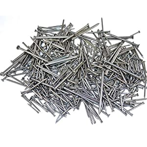 Merriway™ BH00926 Bulk Hardware Workshop Assortment of Wire/Oval - 800 grams of Nails