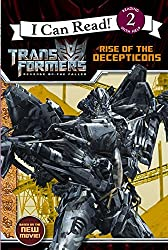 Transformers: Revenge of the Fallen: Rise of the Decepticons (I Can Read Media Tie-Ins - Level 1-2)