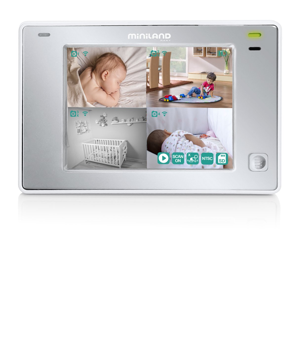Miniland High Performance Baby Monitor