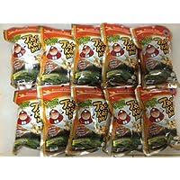 Comercio al por mayor: Tao Kae Noi japonesa crujiente de algas marinas, Tomyum Goong Sabor (0.7 Oz