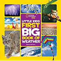 little kids first big book of weather
