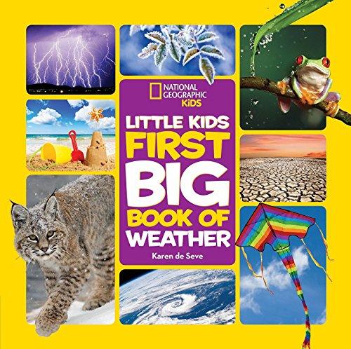Little Kids First Big Book of Weather (First Big Book) por Karen de Seve